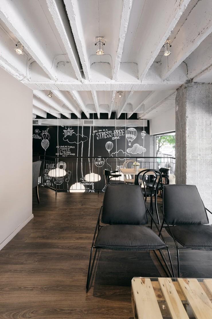 塞尔维亚stock咖啡馆设计 设计之家