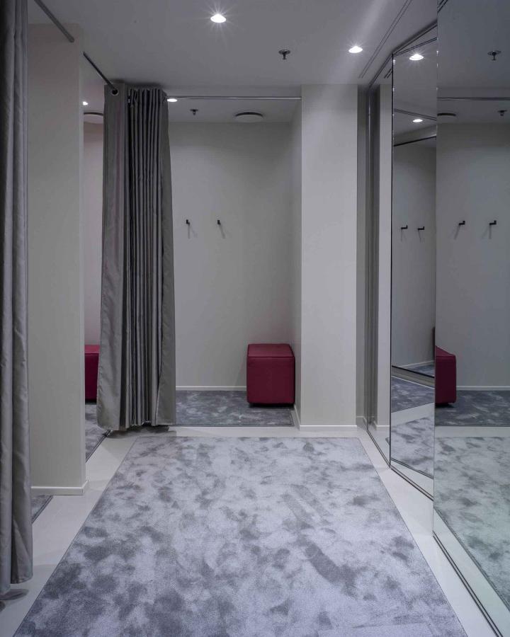 都灵Fiorella Rubino时装旗舰店设计