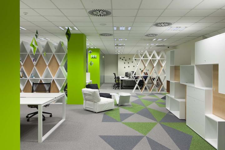 索非亚siteground办公室空间设计