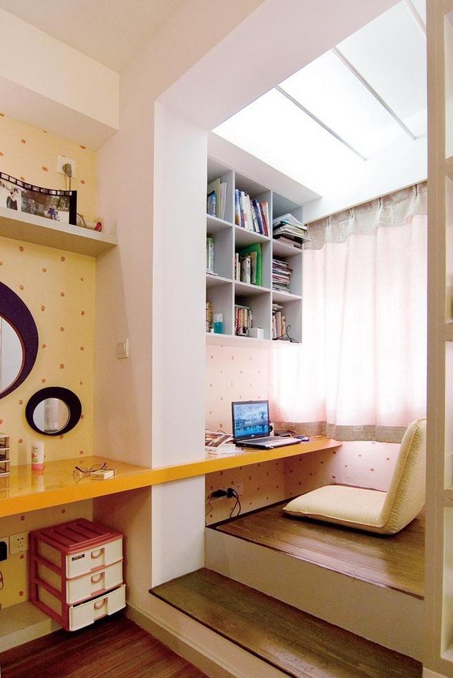 现代家居书房设计欣赏