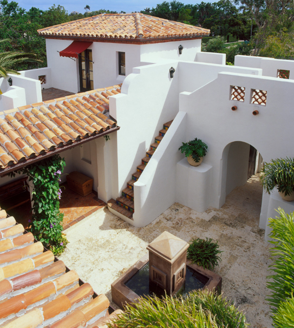 48个创意私家庭院花园设计(5)