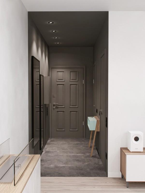 Int2 Architecture:圣彼得堡4个现代公寓设计