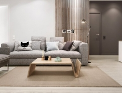 Int2 Architecture:圣彼得堡4个现代公寓畅博官网手机app