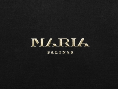 Maria Salinas品牌视觉VI设计