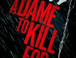 电影海报欣赏:罪恶之城2(A Dame to Kill For)