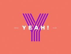 YEAH欧洲音乐频道视觉形象VI设计