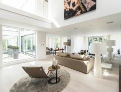 比利时现代简洁的住宅设计