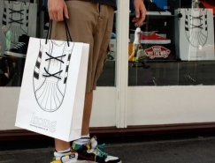 创意购物袋设计欣赏