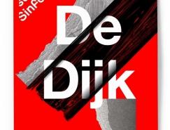 阿姆斯特丹Adam Sinfonietta交响乐团系列海报设计