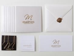 Maieven品牌視覺設計