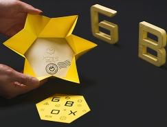 欧盘赔率工作室Gbox Studios视觉形象,体育投注欣赏