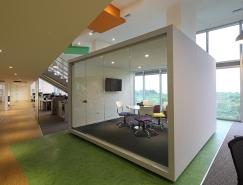 阿根廷Dentsu办公室空间设计