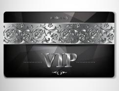 VIP貴賓卡模板矢量素材