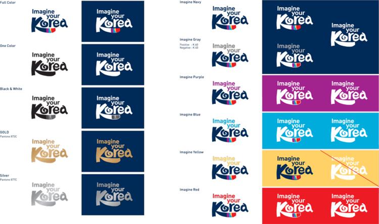 韩国发布全新旅游品牌形象标识