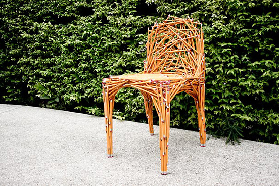 25款超酷创意椅子设计