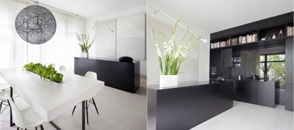 波兰设计师清新宜人的现代装修设计