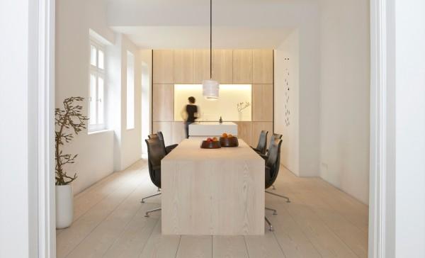 装修设计案例欣赏:漂亮的木地板