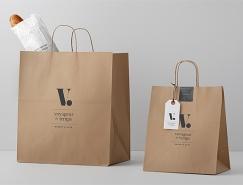 Voyageur Du Temps咖啡和面包店視覺形象設計