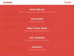 30个使用弹出菜单的网页设计