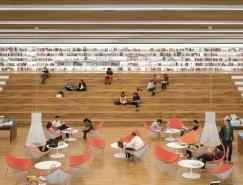 巴西圣保罗Cultura书店设计