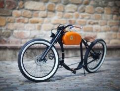 西班牙Oto Cycles複古電動自行車