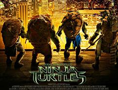 电影海报欣赏:忍者神龟 Teenage Mutant Ninja Turtles