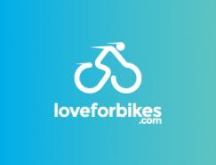 标志设计元素运用实例:自行车(三)