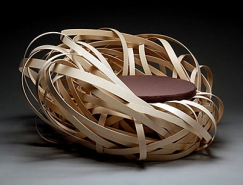 25款超酷創意椅子設計