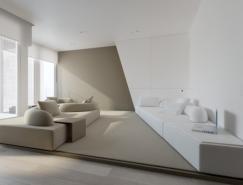Oporski Architektura宁静极简的装修设计欣赏