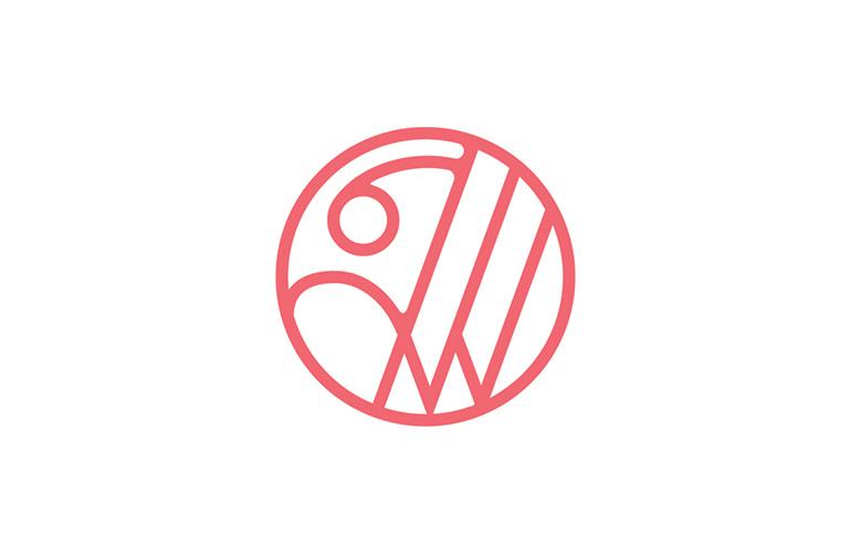 33款现代极简风格的logo设计欣赏(2)