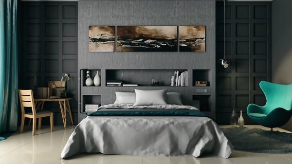 22个创意时尚卧室设计