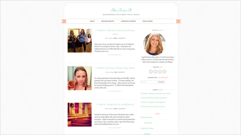 20个国外极简风格网页设计欣赏