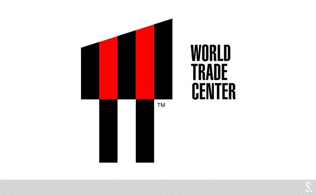 美国世贸中心(world trade center)新标志