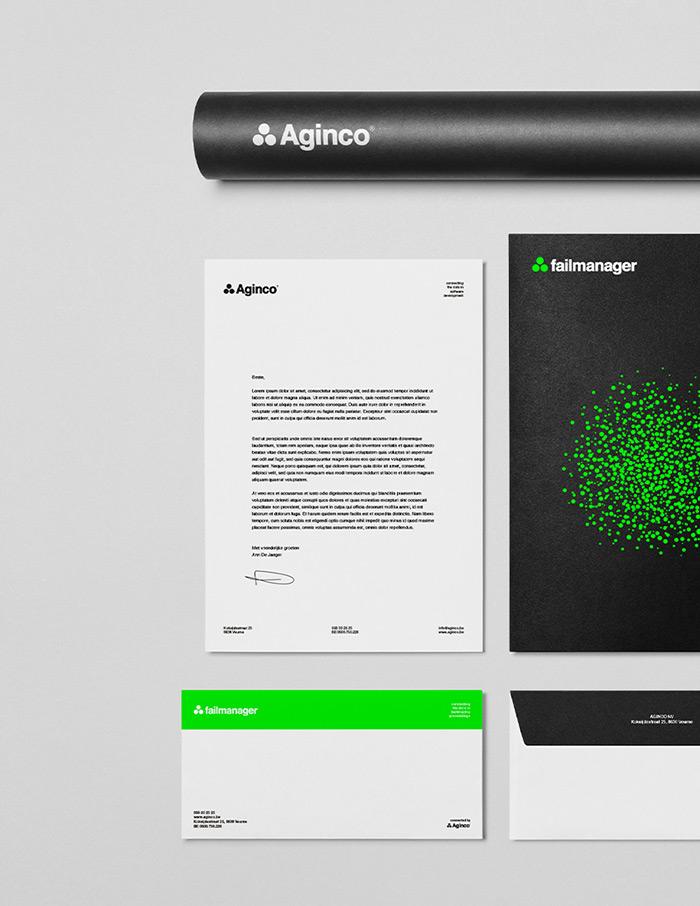 Aginco品牌形象设计