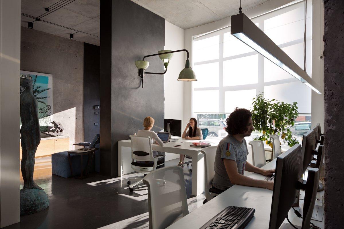 国际资讯_Sergey Makhno建筑设计工作室创新办公环境设计 - 设计之家
