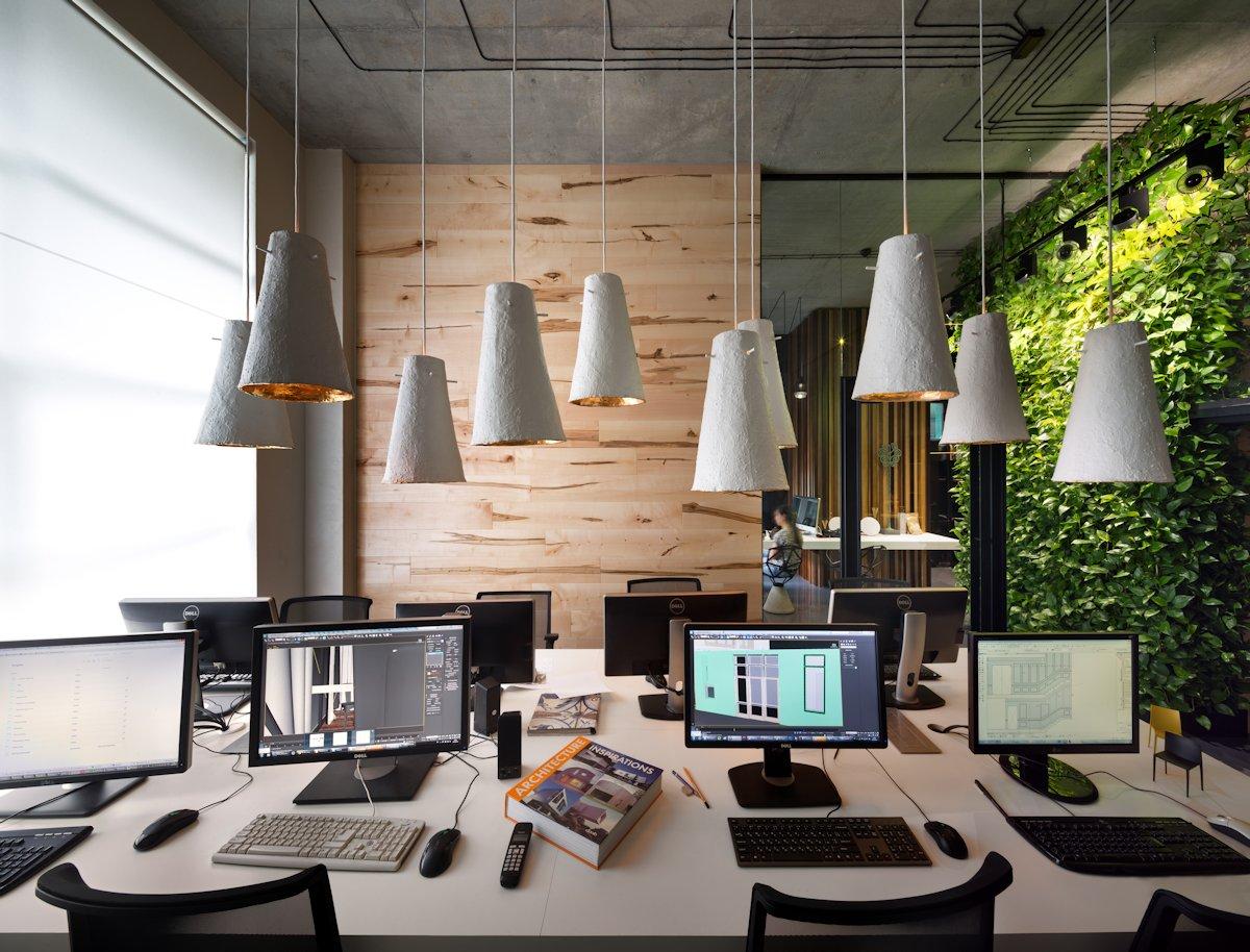 Sergey makhno 3 for Interiores de oficinas minimalistas