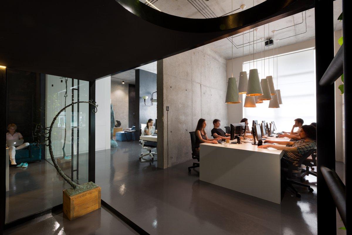 Sergey Makhno建筑设计工作室创新办公环境设计 3 设计之家