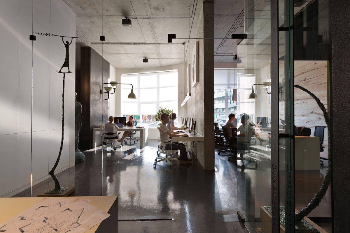 Sergey Makhno建筑设计工作室创新办公环境设计 设计之家
