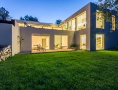 极简典雅的法国Maison ART豪华别墅欣赏