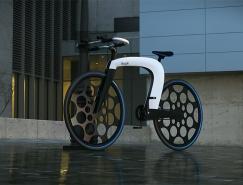 極簡時尚的nCycle智能電動自行車