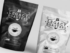 Legacy Roasters咖啡館品牌視覺形象設計