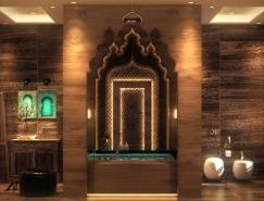 极致奢华的浴室卫生间设计