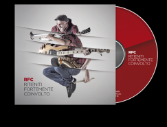 RFC CD包装设计欣赏