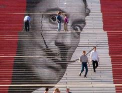 23个世界最美楼梯上的街头艺