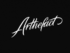 Mateusz Witczak手寫字體logo設計