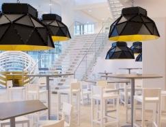 开放式的自由工作空间:NUON电力公司阿姆斯特丹总