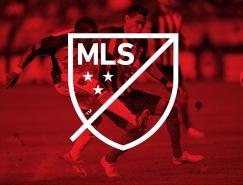 美国职业足球大联盟(MLS)启用新LOGO