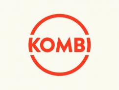 KOMBI品牌VI形象設計