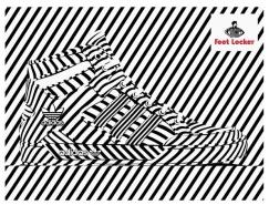 體育用品網絡零售商Footlocker創意廣告欣賞