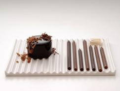日本Nendo创意巧克力铅笔